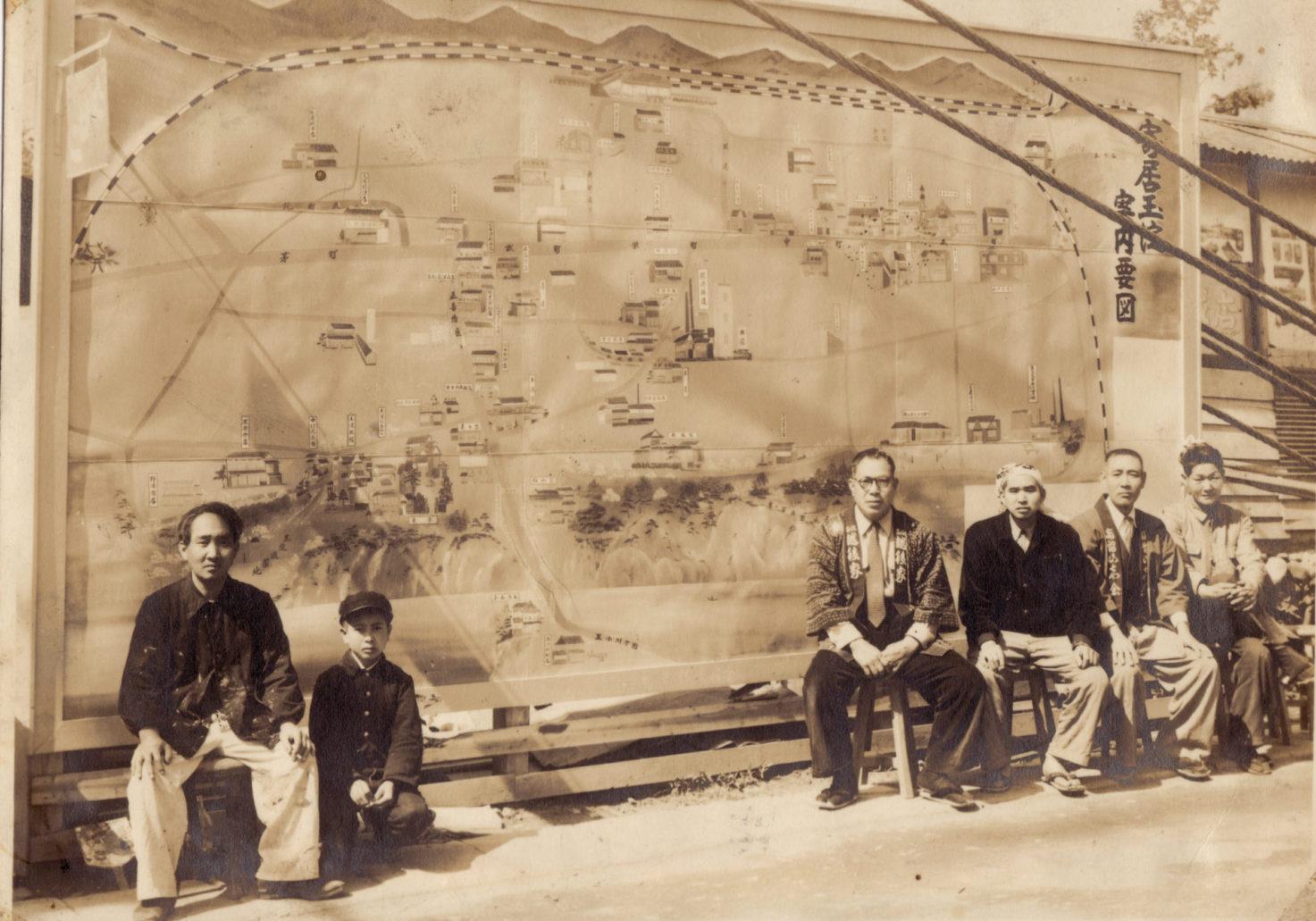 青山塗装の歴史